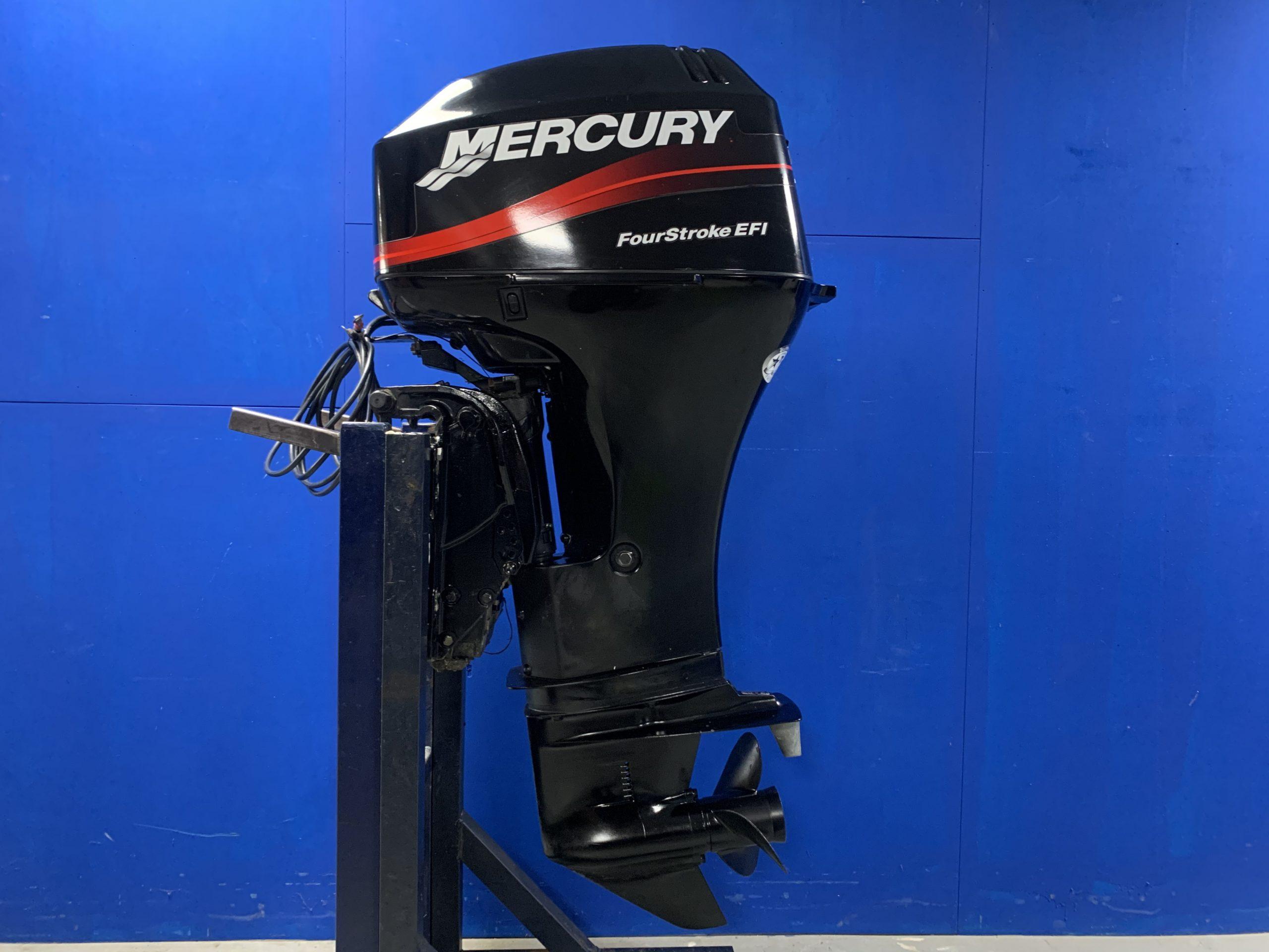 Mercury 40 Pk 4 Takt EFI Powertrim Image
