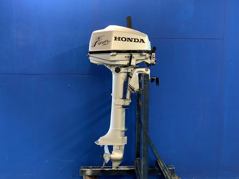 Honda 5 Pk 4 Takt Langstaart Afstandsbediening