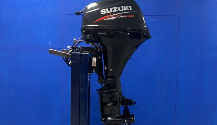Suzuki 15 Pk 4 Takt EFI. Kortstaart