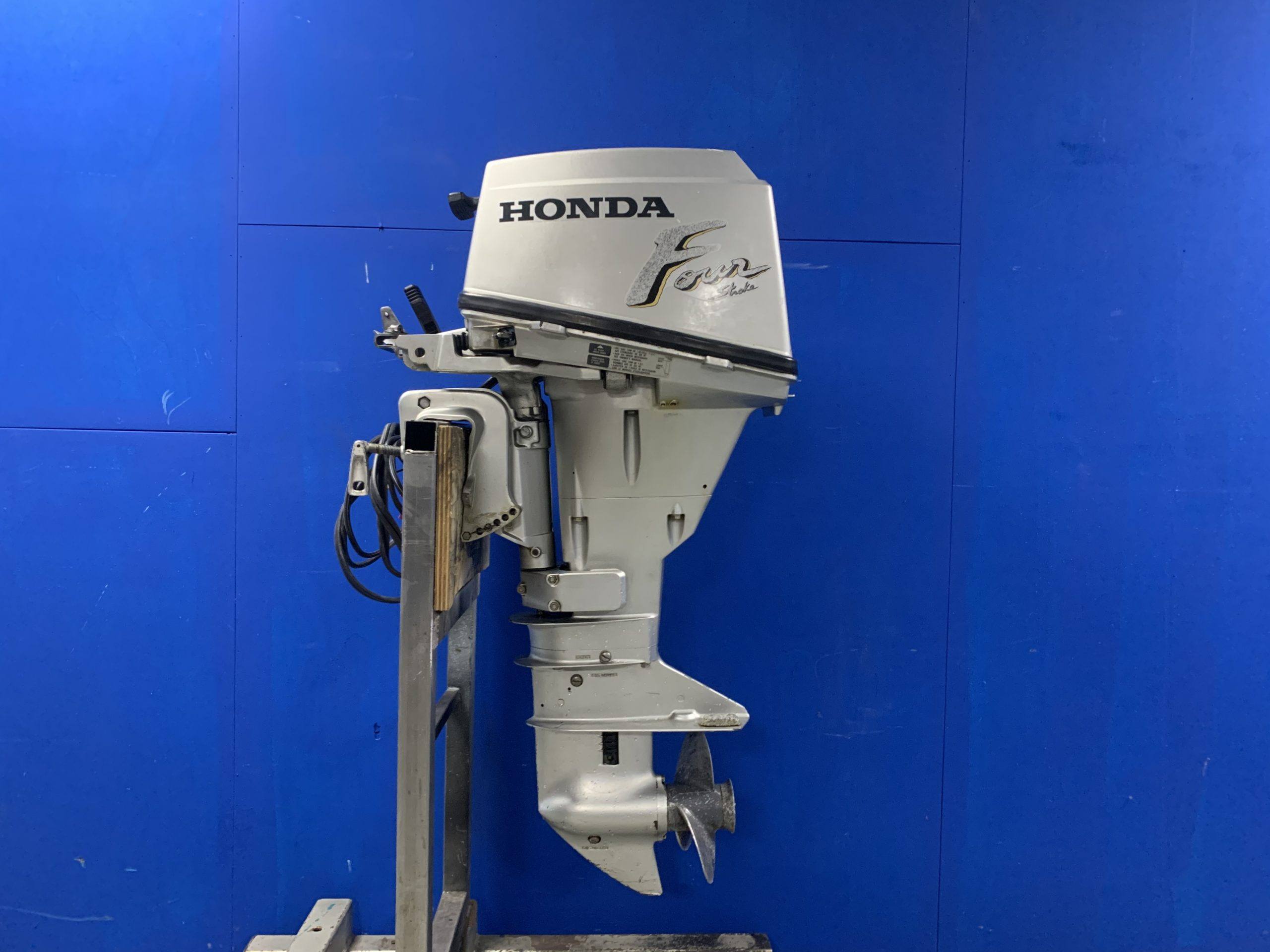 Honda 15 Pk 4 Takt. Kortstaart. Image