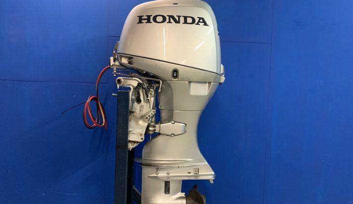 Honda 50 Pk 4 Takt EFI Langstaart.