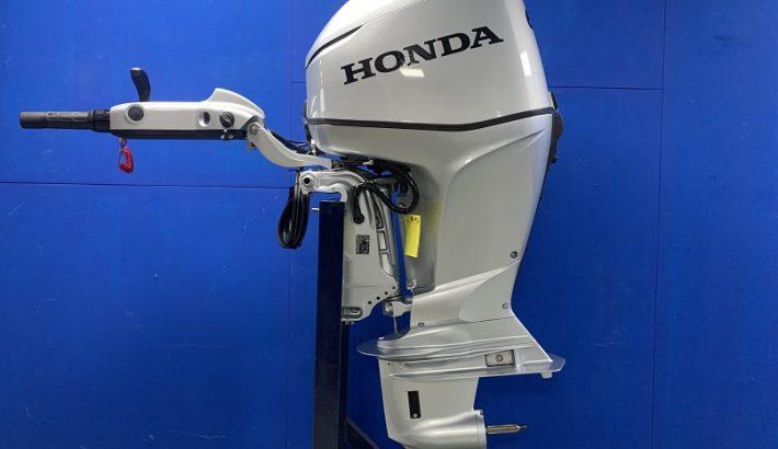 Honda 60 Pk 4 Takt EFI Knuppelbediening.